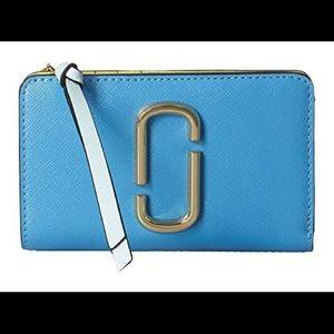 Marc Jacobs♥️NEW♥️Snapshot compact wallet Aquaria